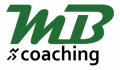 Logo MB Coaching personal training en voedingscoach